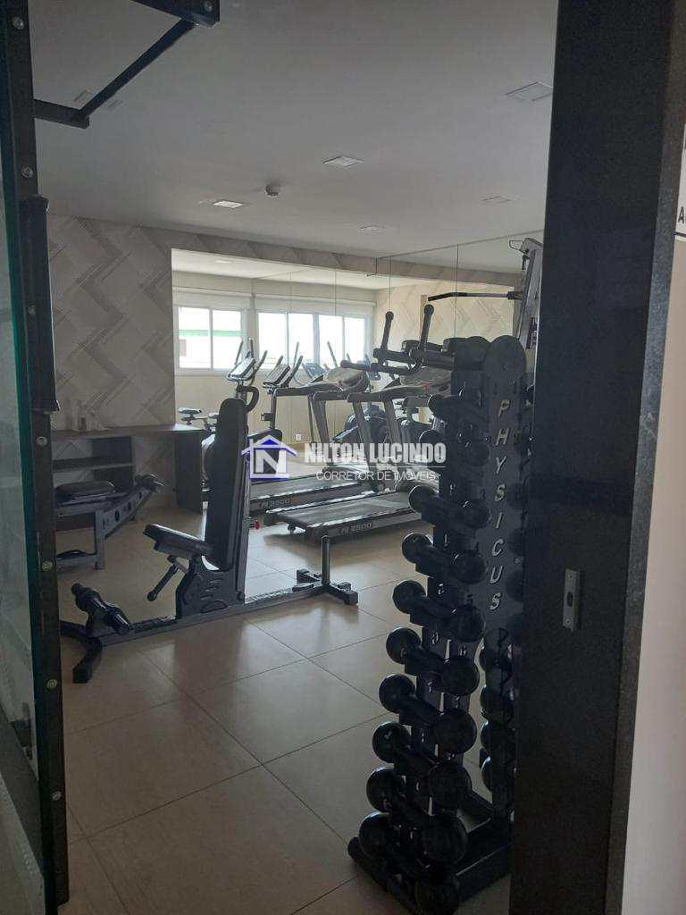 Apartamento com 2 dorms, Caiçara, Praia Grande - R$ 480 mil, Cod: 10386
