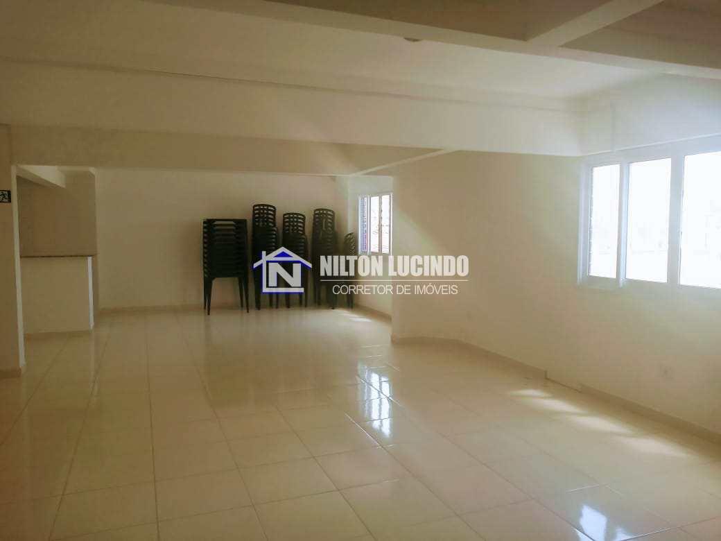 Apartamento com 1 dorm, Maracanã, Praia Grande - R$ 220 mil, Cod: 10398