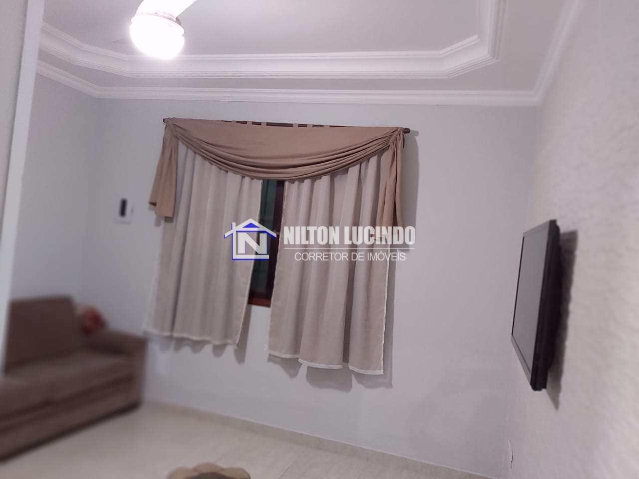 Casa com 2 dorms, Maracanã, Praia Grande - R$ 300 mil, Cod: 10453
