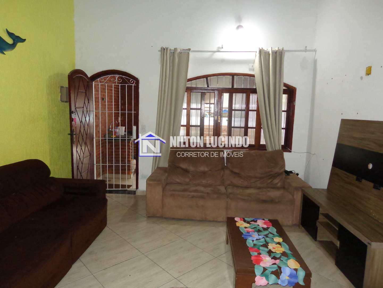 Casa com 3 dorms, Maracanã, Praia Grande - R$ 470 mil, Cod: 10476