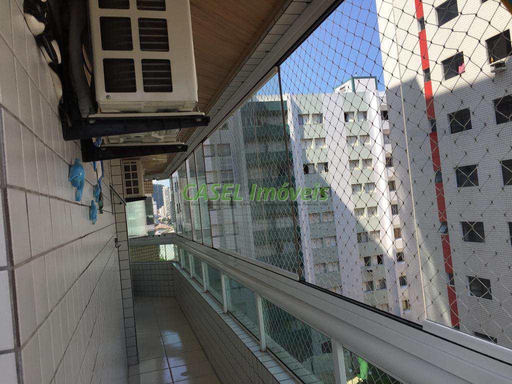 Apartamento com 2 dorms, Guilhermina, Praia Grande, Cod: 803749
