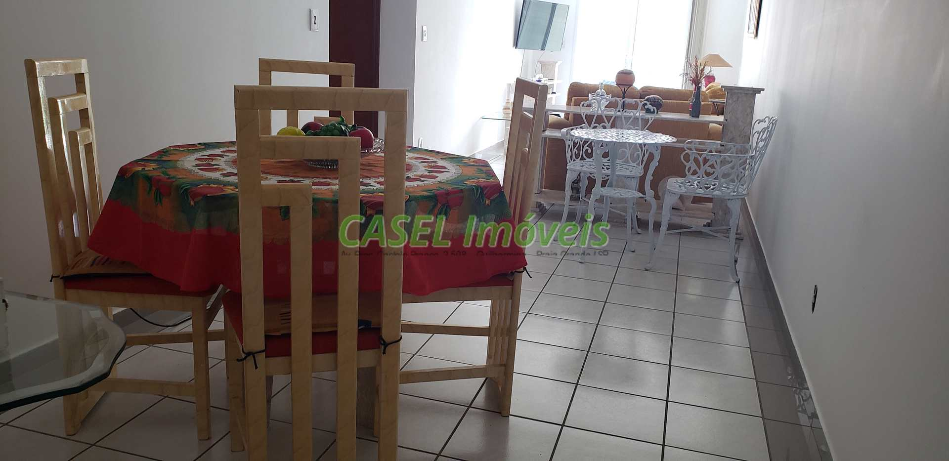 Apartamento com 2 dorms, Guilhermina, Praia Grande - R$ 310 mil, Cod: 803837