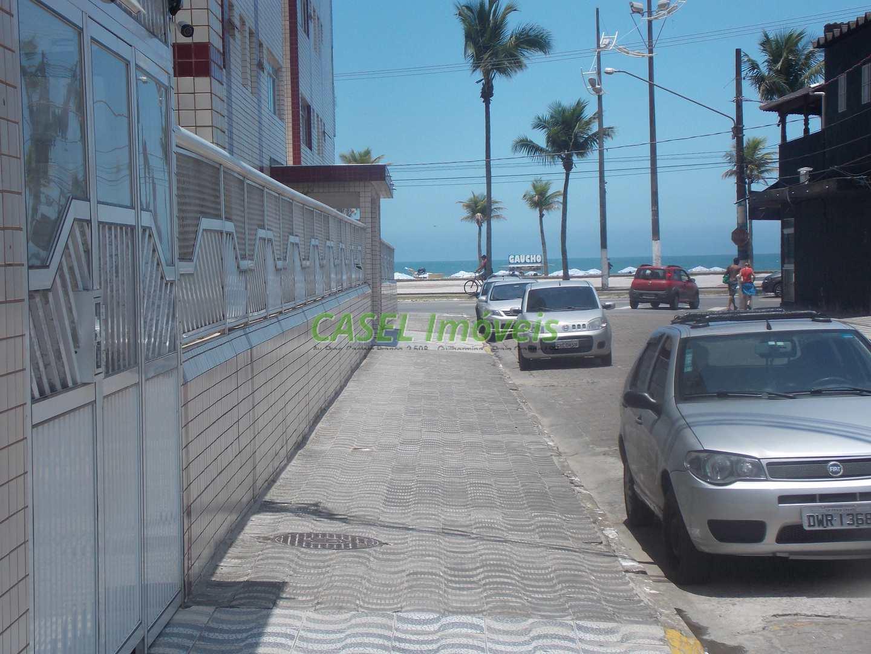 Apartamento 1 domitório  linda vista para o mar Guilhermina