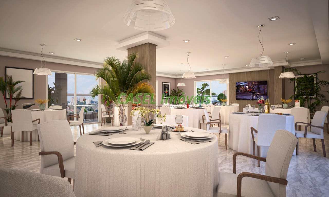 Apartamento com 2 dorms, Aviação, Praia Grande - R$ 273 mil, Cod: 803988