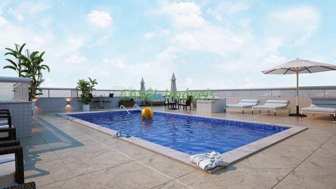 Apartamento com 2 dorms, Tupi, Praia Grande - R$ 46.8 mil, Cod: 803994