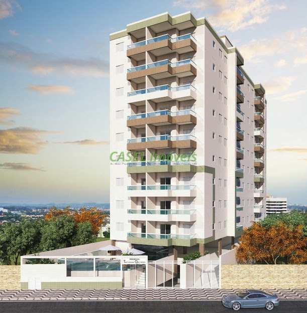 Apartamento com 2 dorms, Mirim, Praia Grande - R$ 24.9 mil, Cod: 803997