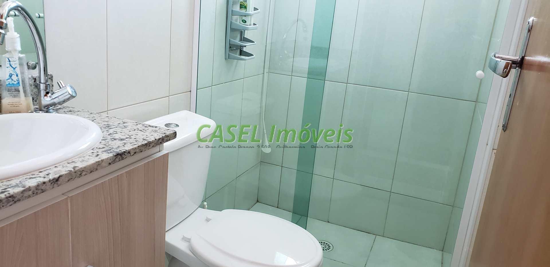 Apartamento com 2 dorms, Guilhermina, Praia Grande - R$ 395 mil, Cod: 804059