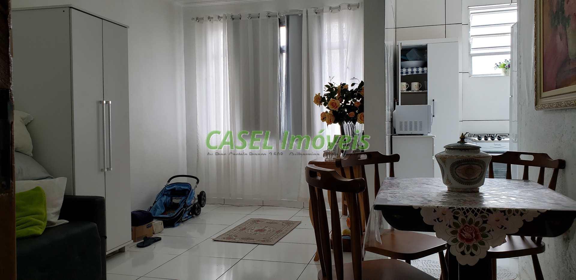 Kitnet, Canto do Forte, Praia Grande - R$ 125 mil, Cod: 804106
