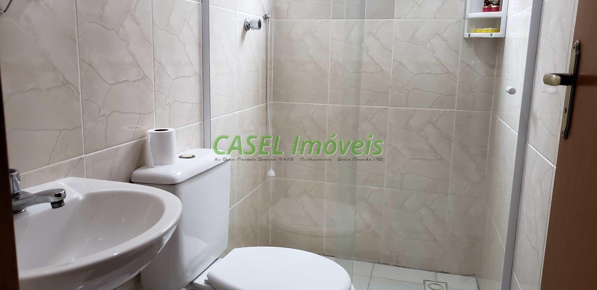 Apartamento com 1 dorm, Guilhermina, Praia Grande - R$ 150 mil, Cod: 804118