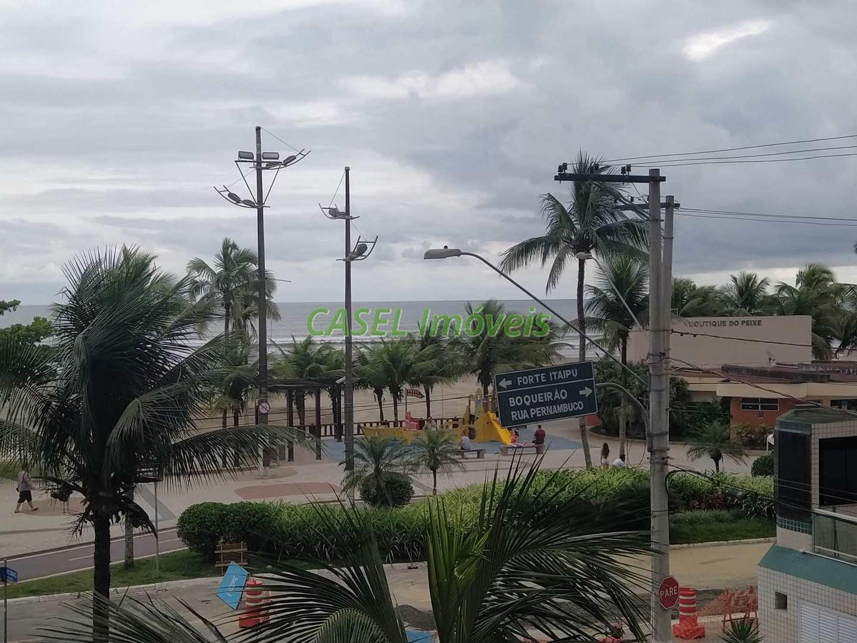 Apartamento com 3 dorms, Canto do Forte, Praia Grande - R$ 465 mil, Cod: 804145