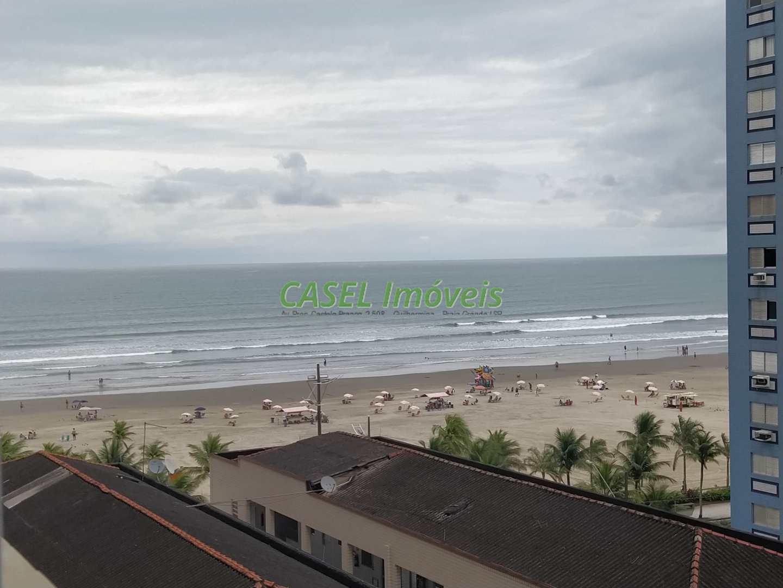 Apartamento com 2 dorms, Canto do Forte, Praia Grande - R$ 420 mil, Cod: 804146