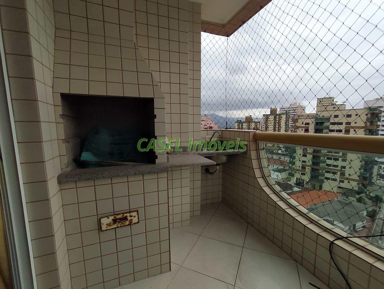 Apartamento com 2 dorms, Tupi, Praia Grande - R$ 300 mil, Cod: 804152