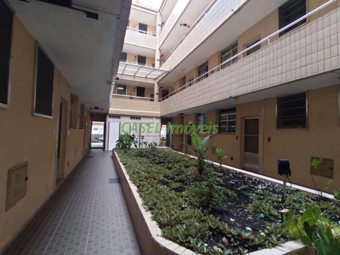 Apartamento com 1 dorm, Guilhermina, Praia Grande - R$ 140 mil, Cod: 804185
