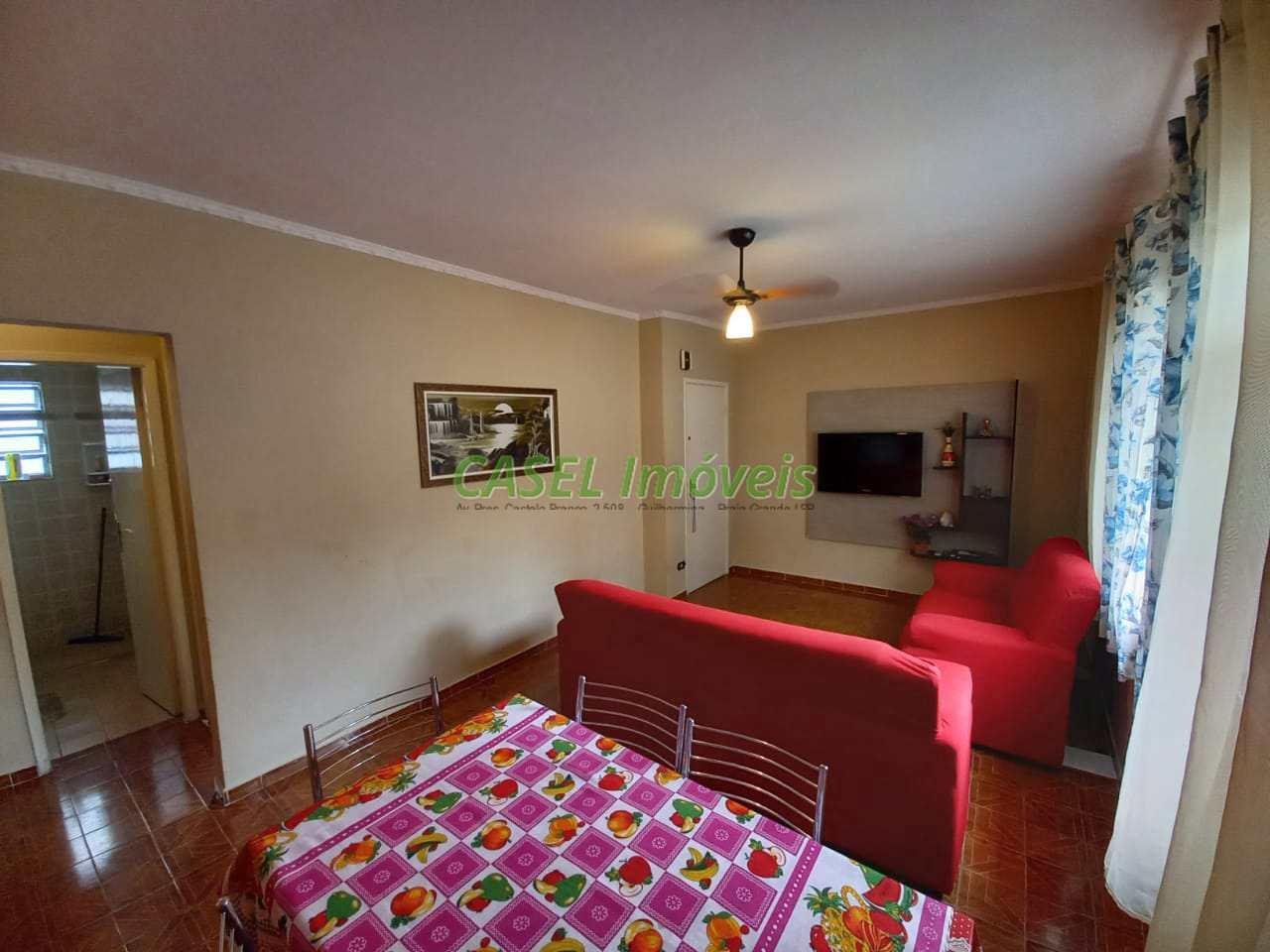 Apartamento com 2 dorms, Guilhermina, Praia Grande - R$ 200 mil, Cod: 804204