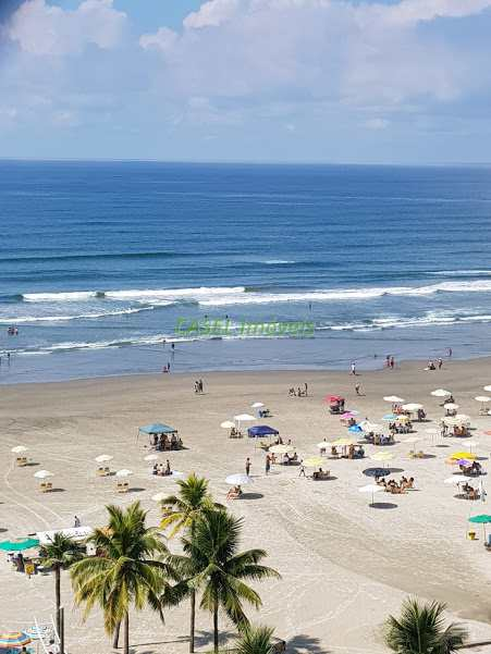 Apartamento com 1 dorm, Ocian, Praia Grande - R$ 189 mil, Cod: 804217
