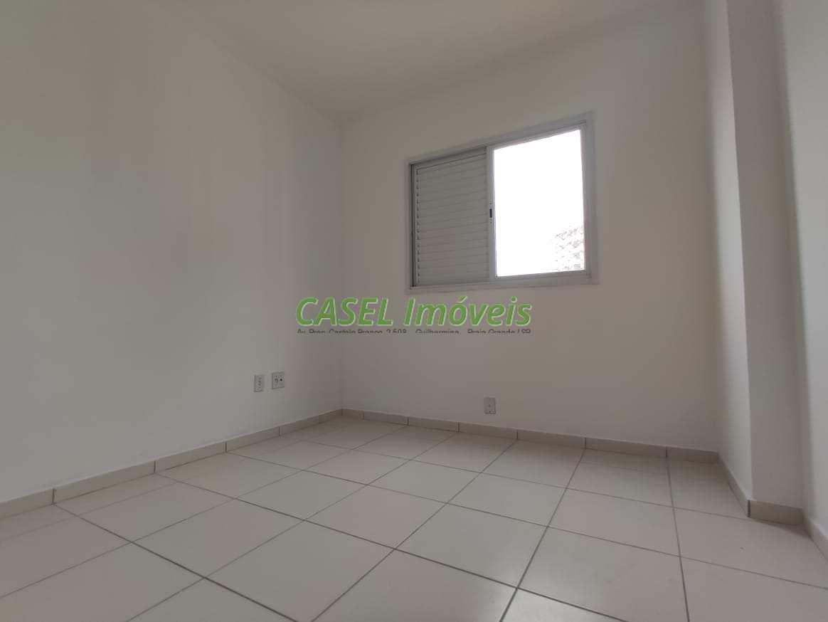 Apartamento com 2 dorms, Guilhermina, Praia Grande - R$ 215 mil, Cod: 804218