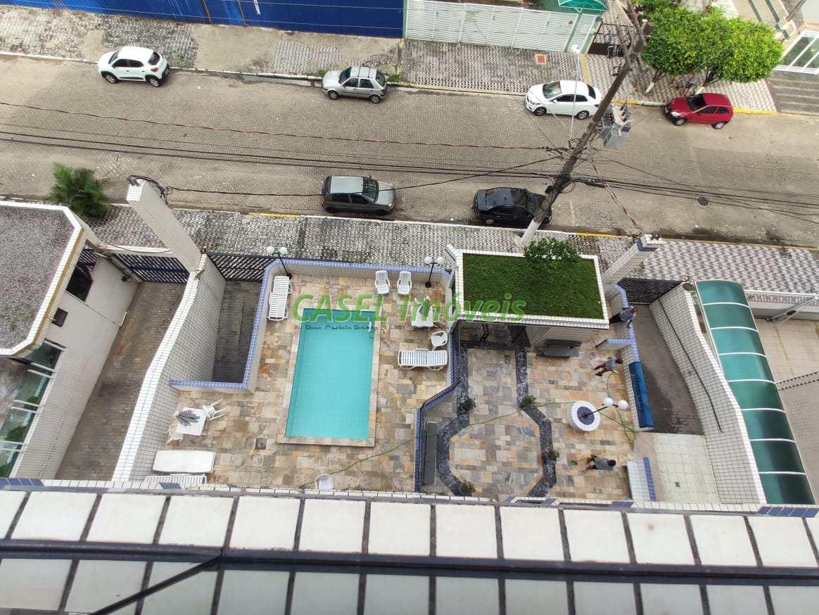 Apartamento com 2 dorms, Guilhermina, Praia Grande - R$ 350 mil, Cod: 804219