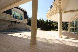 Area da piscina externa