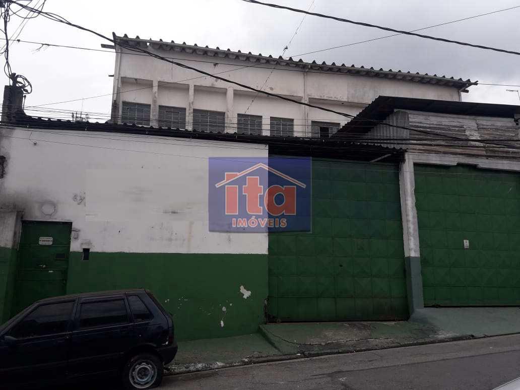 Galpão, Americanópolis, São Paulo - R$ 750 mil, Cod: 276915