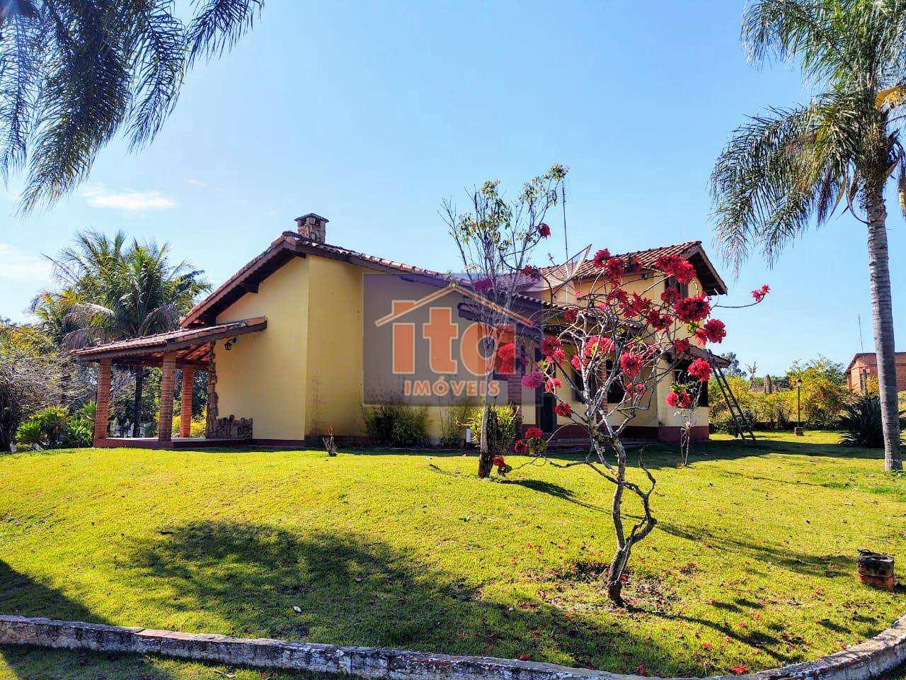 Chácara com 5 dorms, Pinhal, Boituva - R$ 850 mil, Cod: 277236