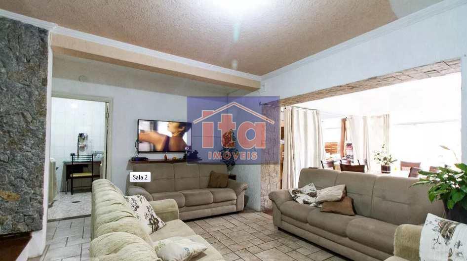 Casa com 4 dorms, Jardim Nosso Lar, São Paulo - R$ 960 mil, Cod: 277364
