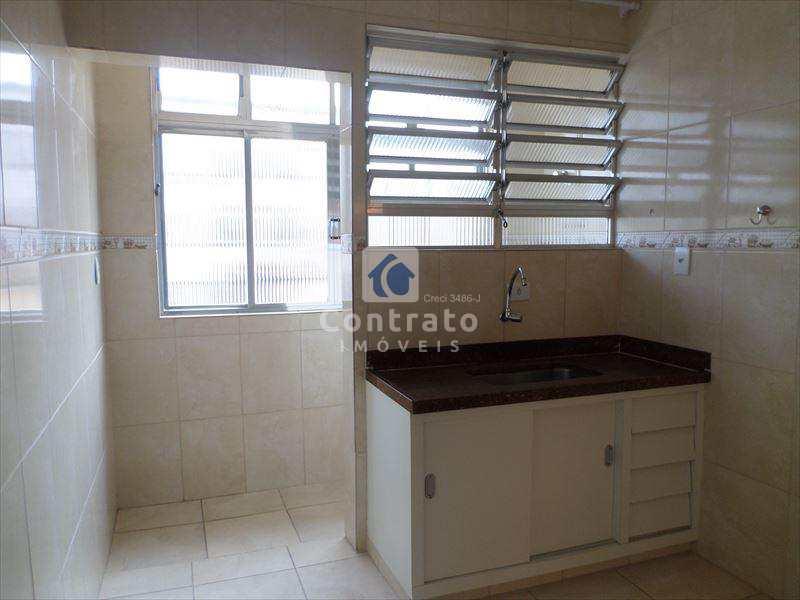 Apartamento com 2 dorms, Vila Cascatinha, São Vicente, Cod: 758