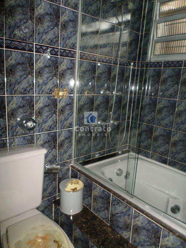 Casa com 2 dorms, Vila São Jorge, São Vicente - R$ 370 mil, Cod: 553