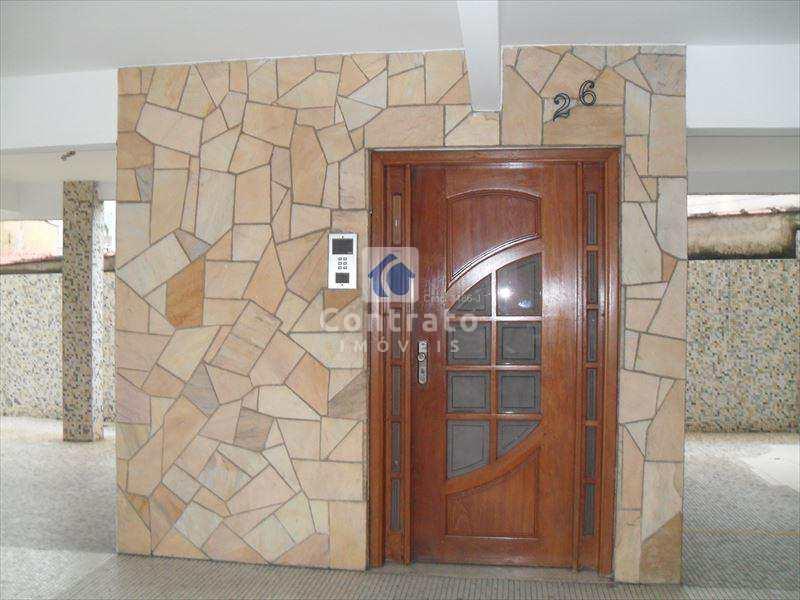 Apartamento com 4 dorms, Vila Cascatinha, São Vicente - R$ 450 mil, Cod: 504
