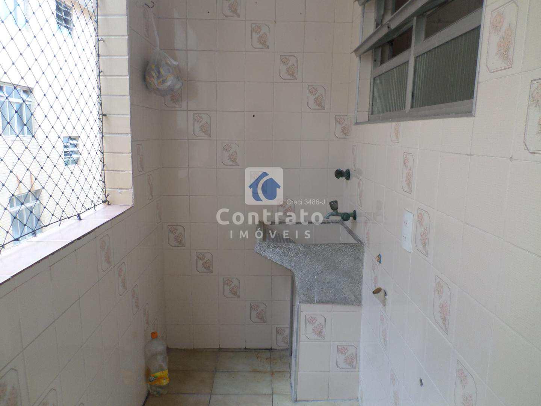 Apartamento com 1 dorm, Vila Guilhermina, Praia Grande, Cod: 767