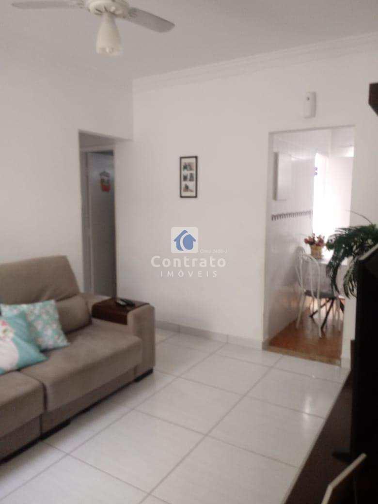 Apartamento com 2 dorms, Catiapoa, São Vicente - R$ 200 mil