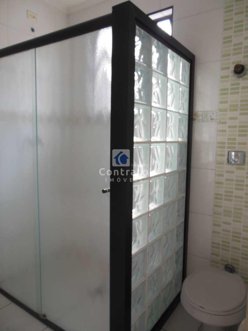 Sobrado com 2 dorms, Esplanada dos Barreiros, São Vicente - R$ 360 mil, Cod: 818