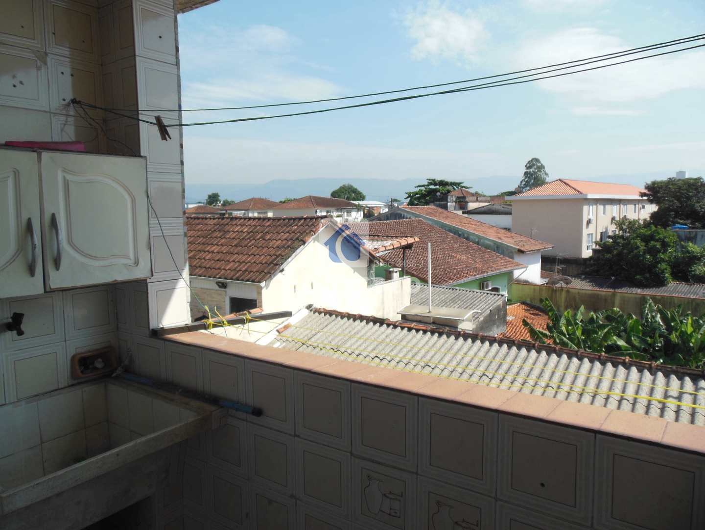 Apartamento com 2 dorms, Parque Bitaru, São Vicente - R$ 180mil
