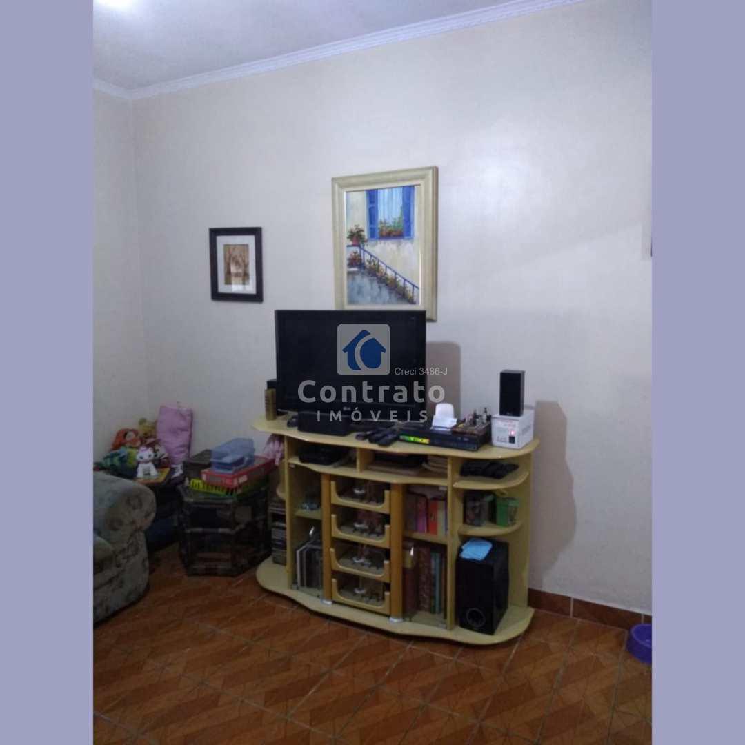 Casa com 2 dorms, Esplanada dos Barreiros, São Vicente - R$ 260 mil, Cod: 839