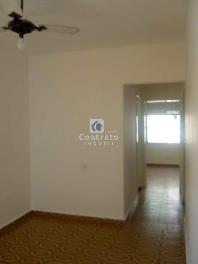 Apartamento com 1 dorm, Centro, São Vicente - R$ 185 mil, Cod: 897