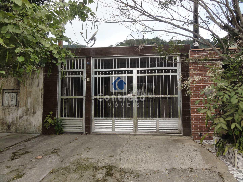 Casa com 2 dorms, Japuí, São Vicente - R$ 130 mil, Cod: 922