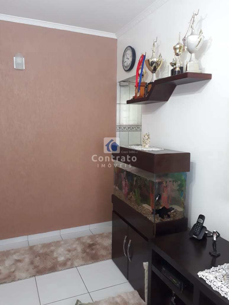 Apartamento com 2 dorms, Vila Cascatinha, São Vicente - R$ 200 mil, Cod: 955