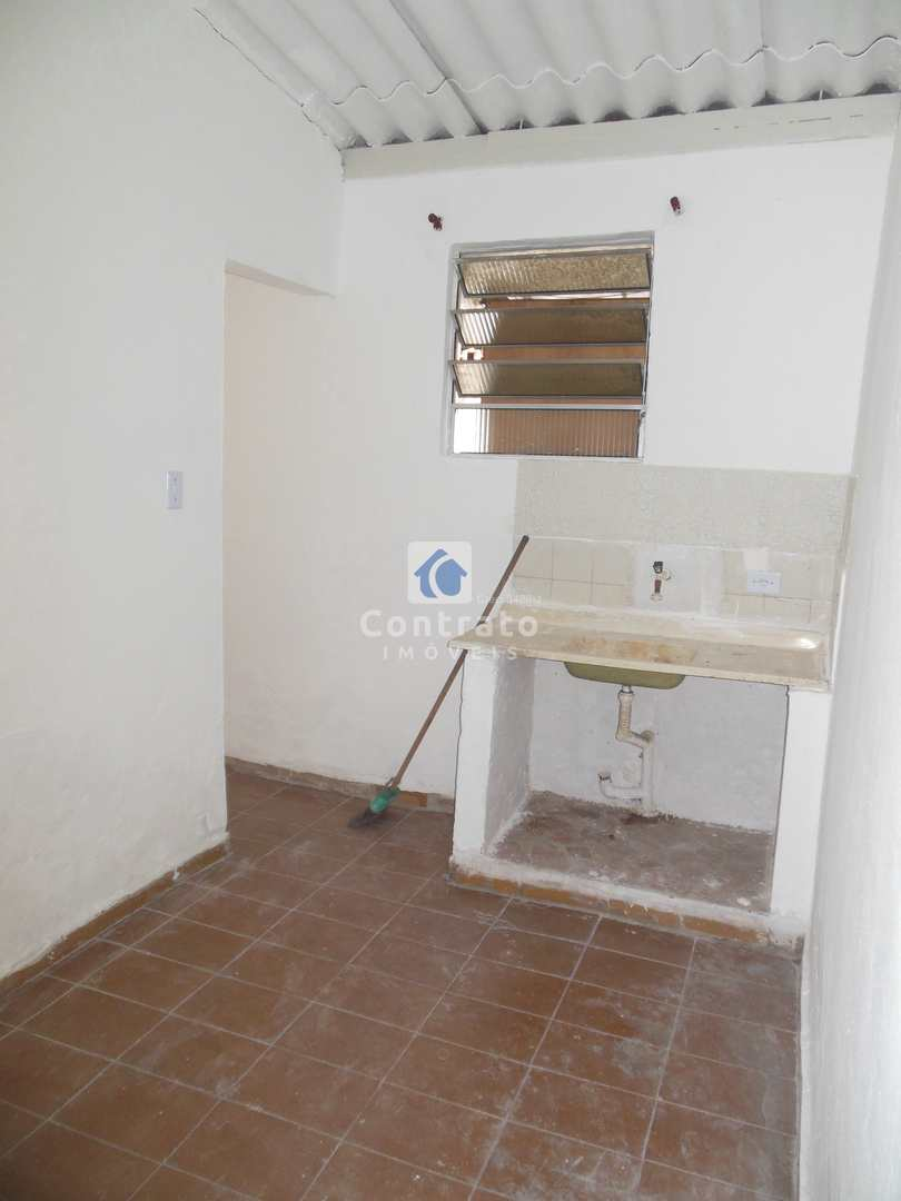 Casa com 1 dorm, Parque Bitaru, São Vicente, Cod: 972