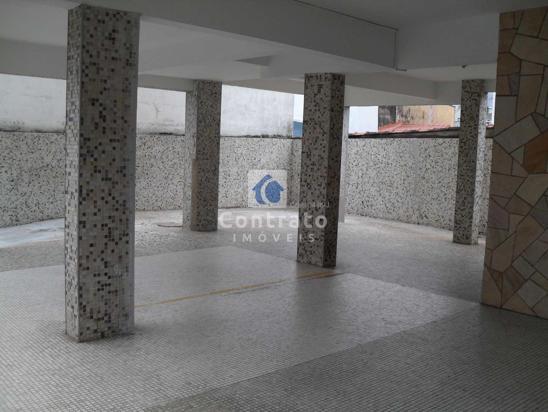 Apartamento com 2 dorms, Vila Cascatinha, São Vicente, Cod: 990