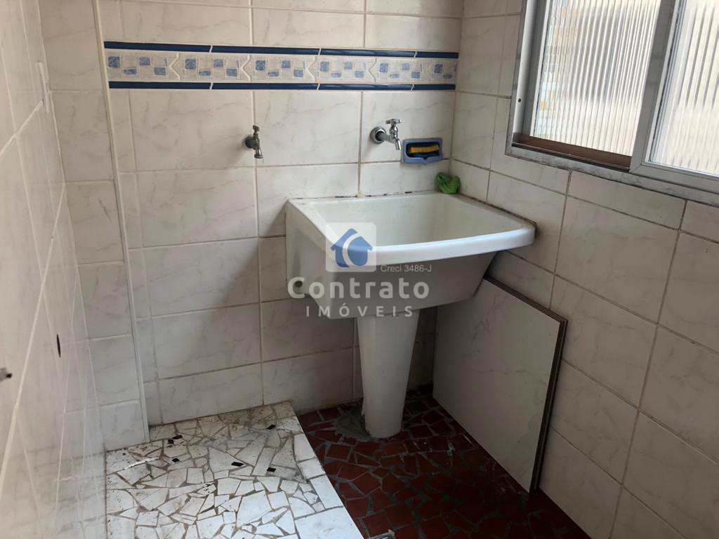 Apartamento com 2 dorms, Jardim Guassu, São Vicente, Cod: 996