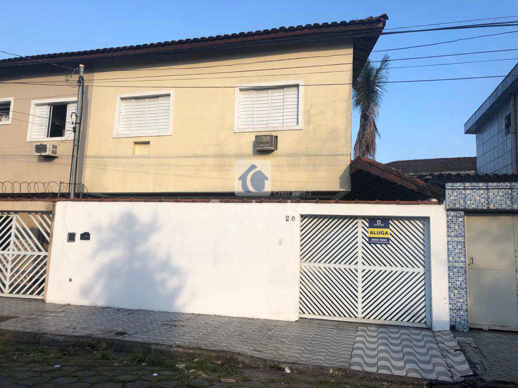 Casa com 3 dorms, Vila Cascatinha, São Vicente, Cod: 1023