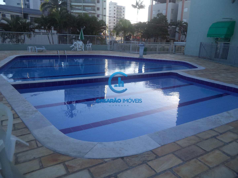 Apartamento com 2 dorms, Martim de Sá, Caraguatatuba - R$ 380 mil, Cod: 1351
