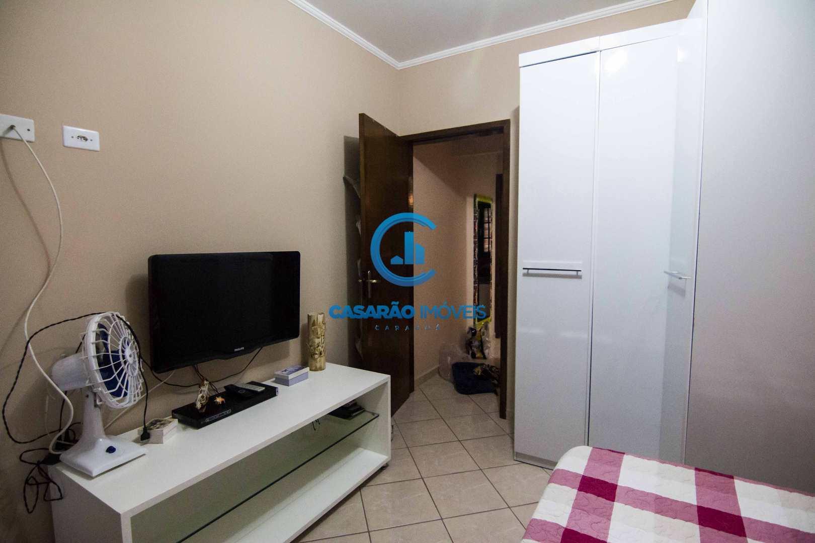 Sobrado de Condomínio com 2 dorms, Martim de Sá, Caraguatatuba - R$ 335 mil, Cod: 1297