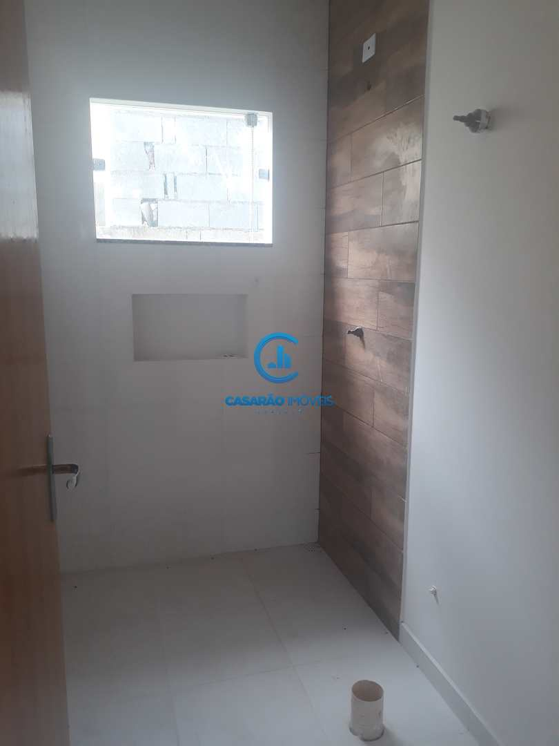 Casa com 3 dorms, Balneário Recanto do Sol, Caraguatatuba - R$ 290 mil, Cod: 1298