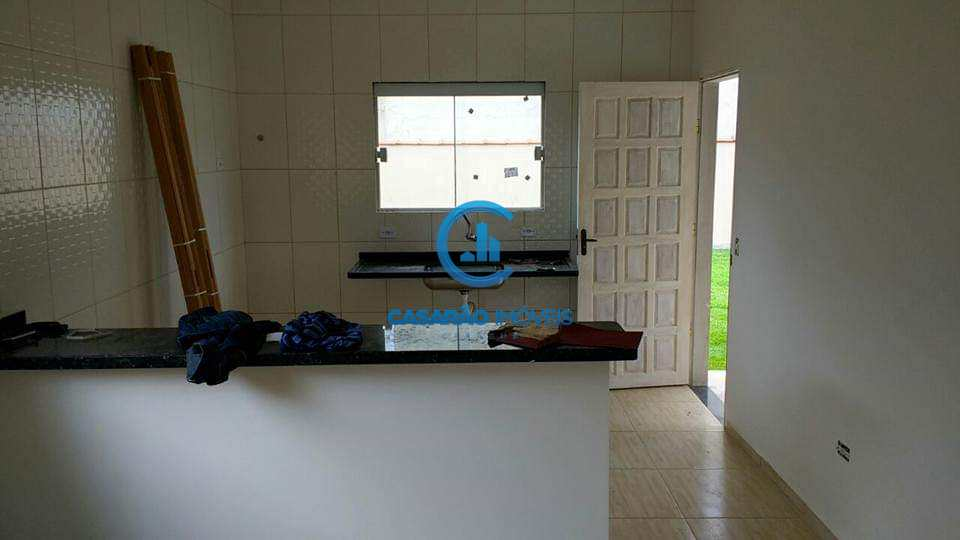 Casa com 2 dorms, Balneário dos Golfinhos, Caraguatatuba - R$ 300 mil, Cod: 1268