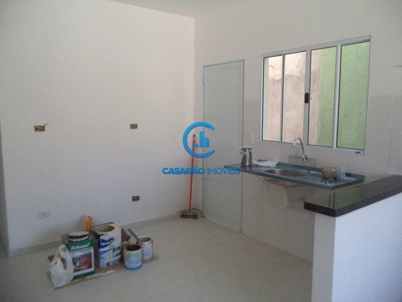 Casa com 3 dorms, Balneário Recanto do Sol, Caraguatatuba - R$ 270 mil, Cod: 1194