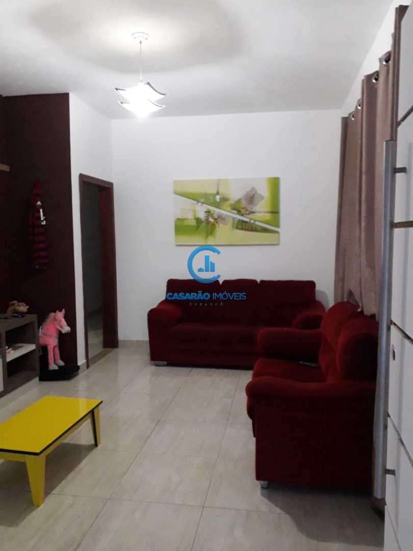 Casa com 3 dorms, Praia das Palmeiras, Caraguatatuba - R$ 350 mil, Cod: 1194