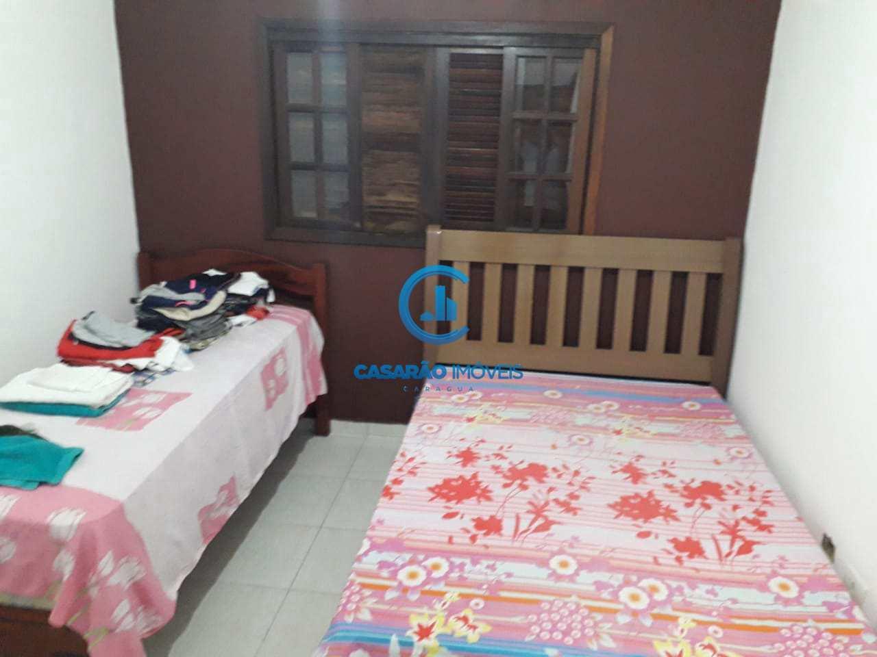 Casa com 3 dorms, Praia das Palmeiras, Caraguatatuba - R$ 450 mil, Cod: 1194