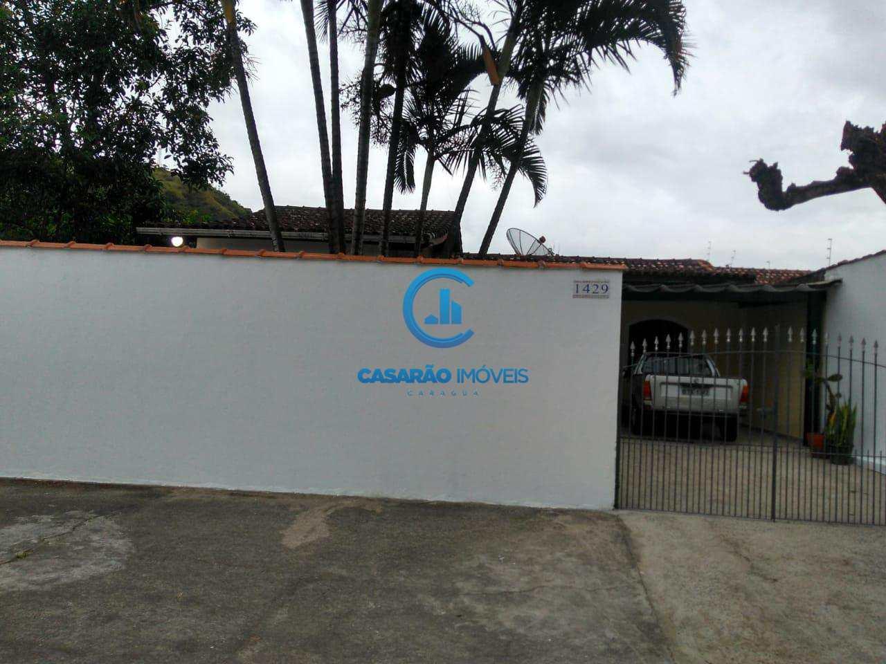 Casa com 2 dorms, Vila Atlântica, Caraguatatuba - R$ 300 mil, Cod: 1210