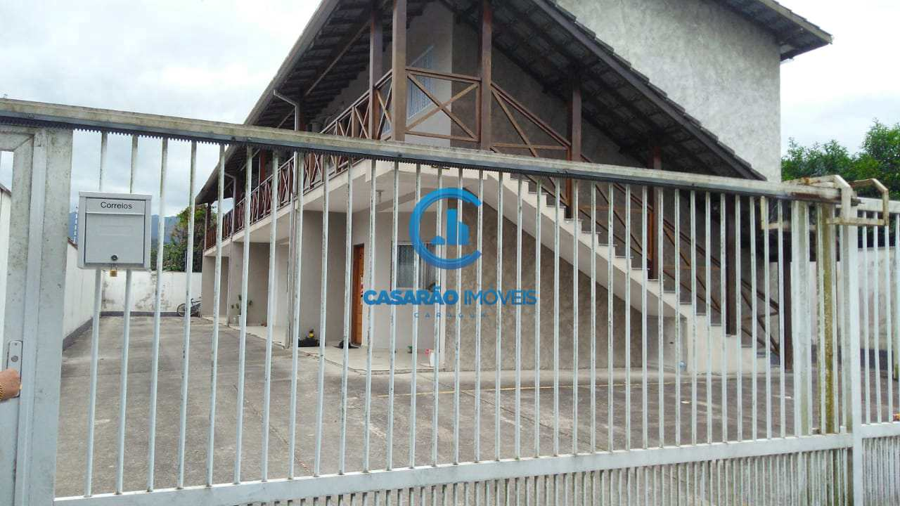 Casa com 1 dorm, Jardim das Gaivotas, Caraguatatuba - R$ 150 mil, Cod: 1353