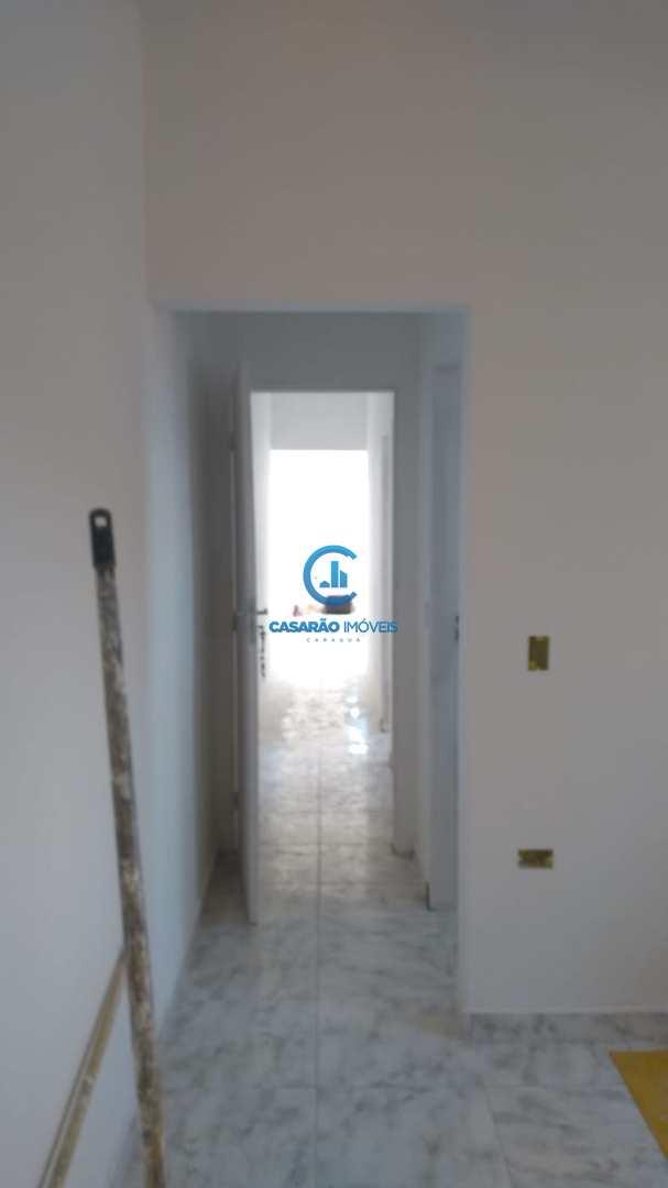 Casa com 2 dorms, Balneário dos Golfinhos, Caraguatatuba - R$ 160 mil, Cod: 1187
